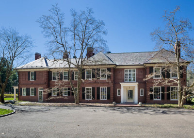 Medfield Georgian Estate