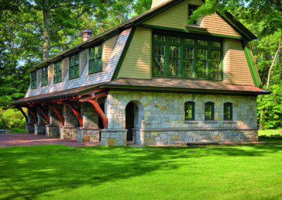 Wellesley Carriage House