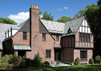 Wellesley English Tudor